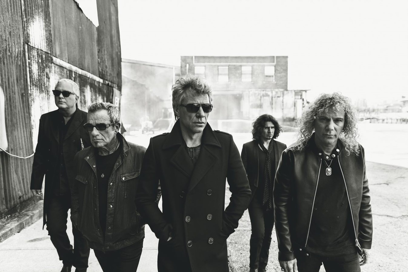 Bon Jovi será headliner do Rock in Rio 2019