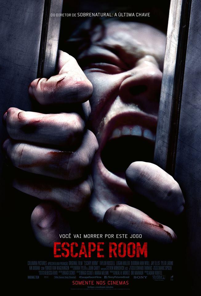 Poster de Escape Room