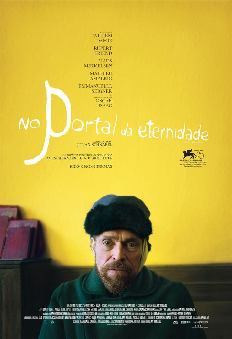 Poster de No Portal da Eternidade