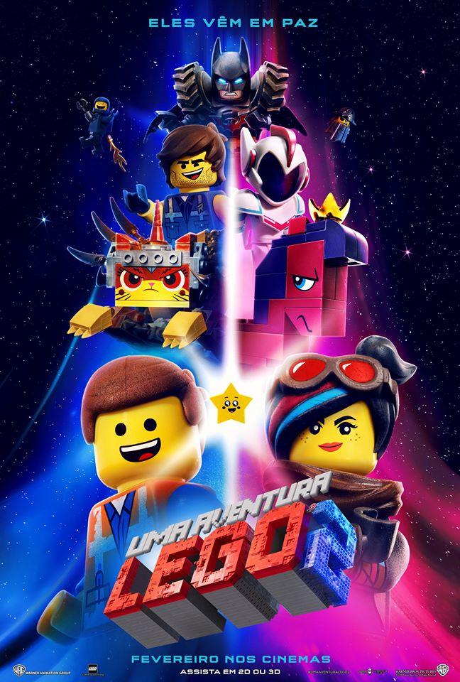 Poster de Uma Aventura LEGO 2