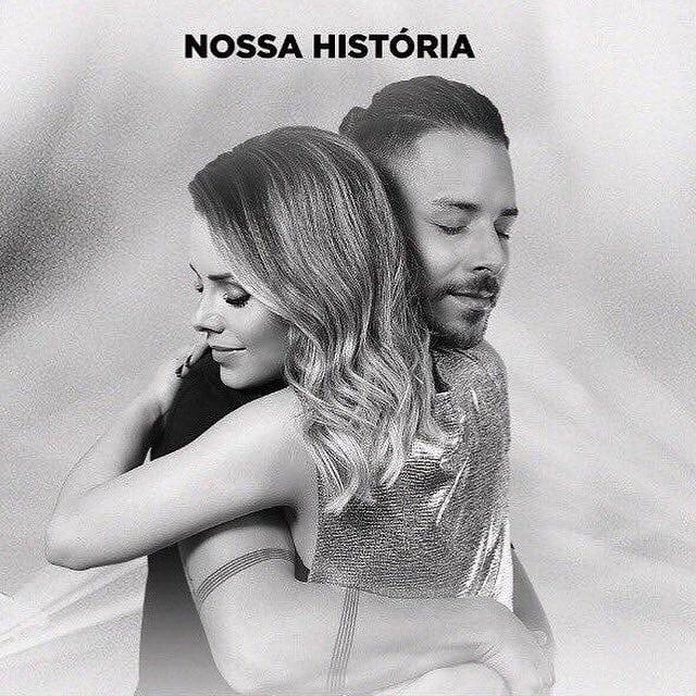"""Sandy & Junior lança álbum ao vivo da turnê """"Nossa História""""; ouça"""