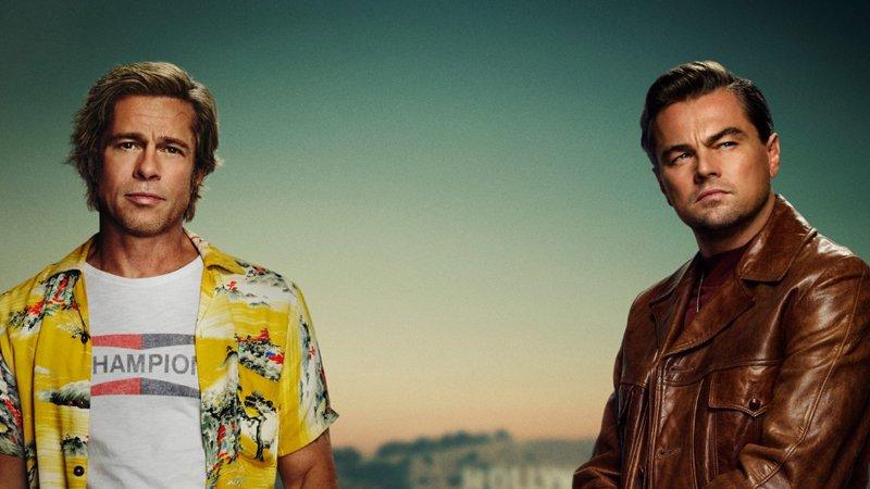 Com Leo DiCaprio e Brad Pitt, Once Upon a Time in Hollywood ganha trailer e pôster