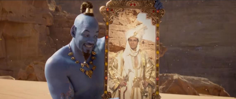 Disney divulga novo trailer oficial de Aladdin; assista