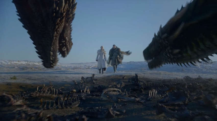 HBO divulga trailer com cenas de última temporada de Game Of Thrones