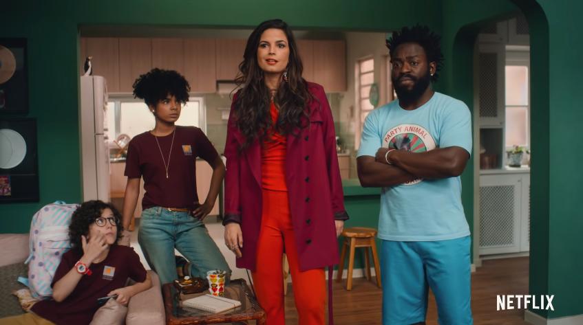 Netflix divulga trailer e data de estreia de 2ª temporada de Samantha!