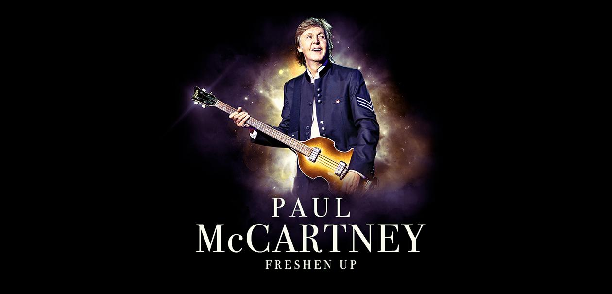 Paul McCartney inicia turnê sul-americana pelo Chile; veja setlist