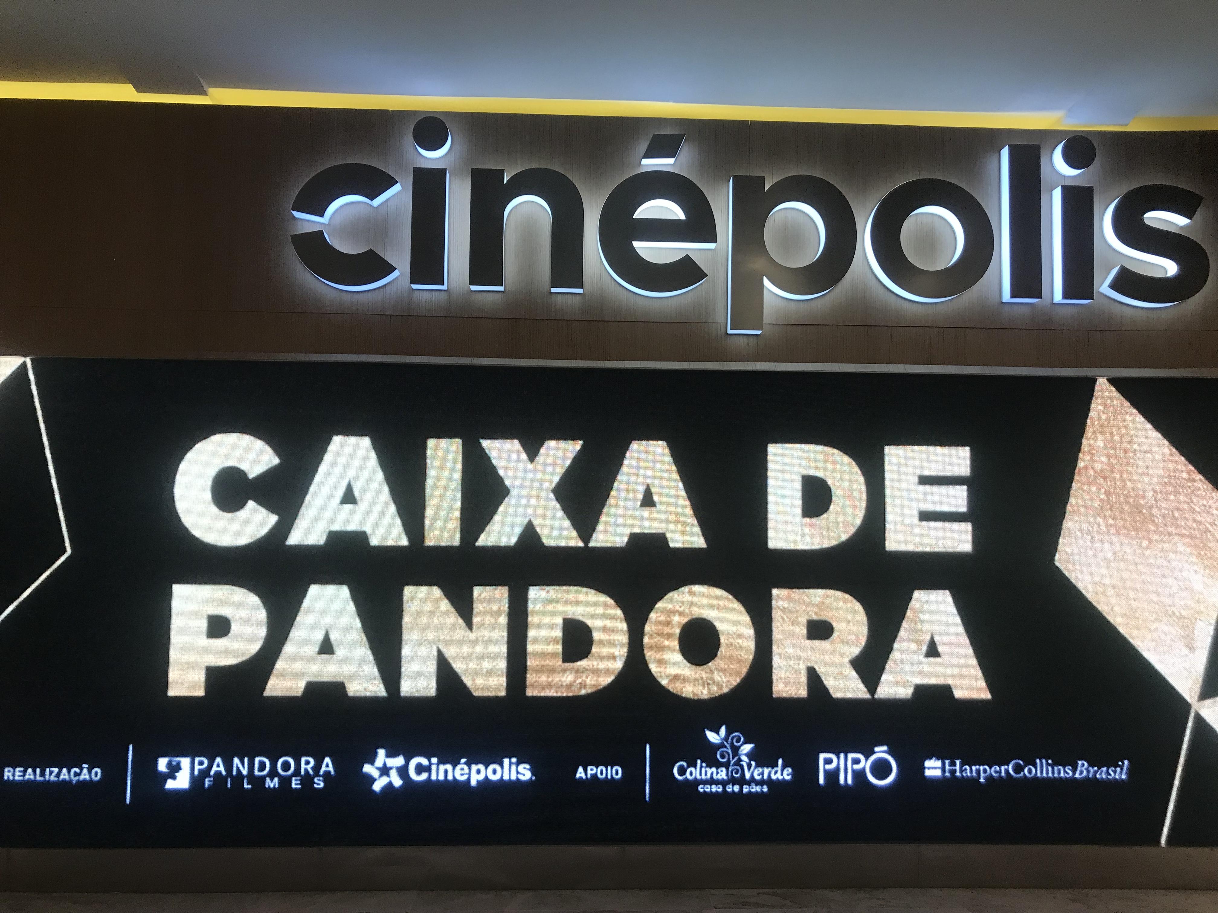 Caixa de Pandora | Cinépolis e Pandora Filmes abrem espaço para produções independentes