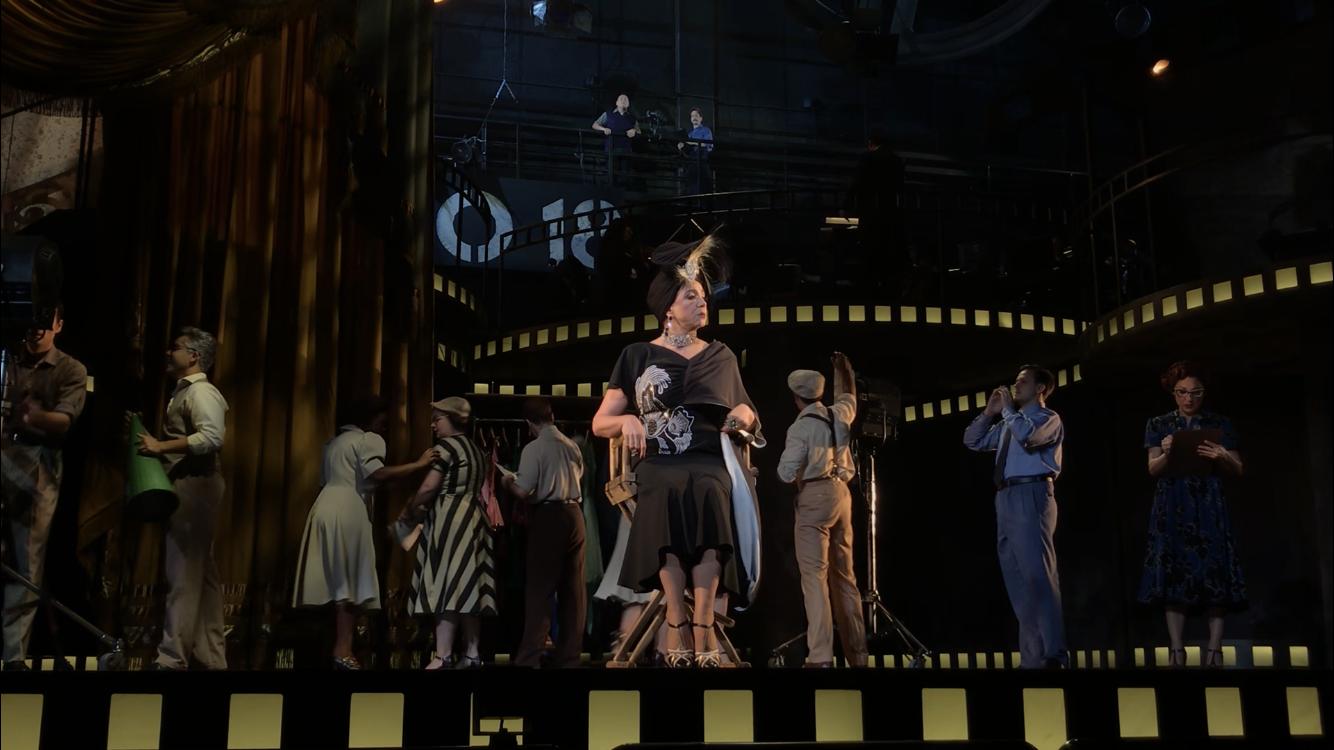 Sunset Boulevard | Musical da Broadway estreia em São Paulo com Marisa Orth e Daniel Boaventura