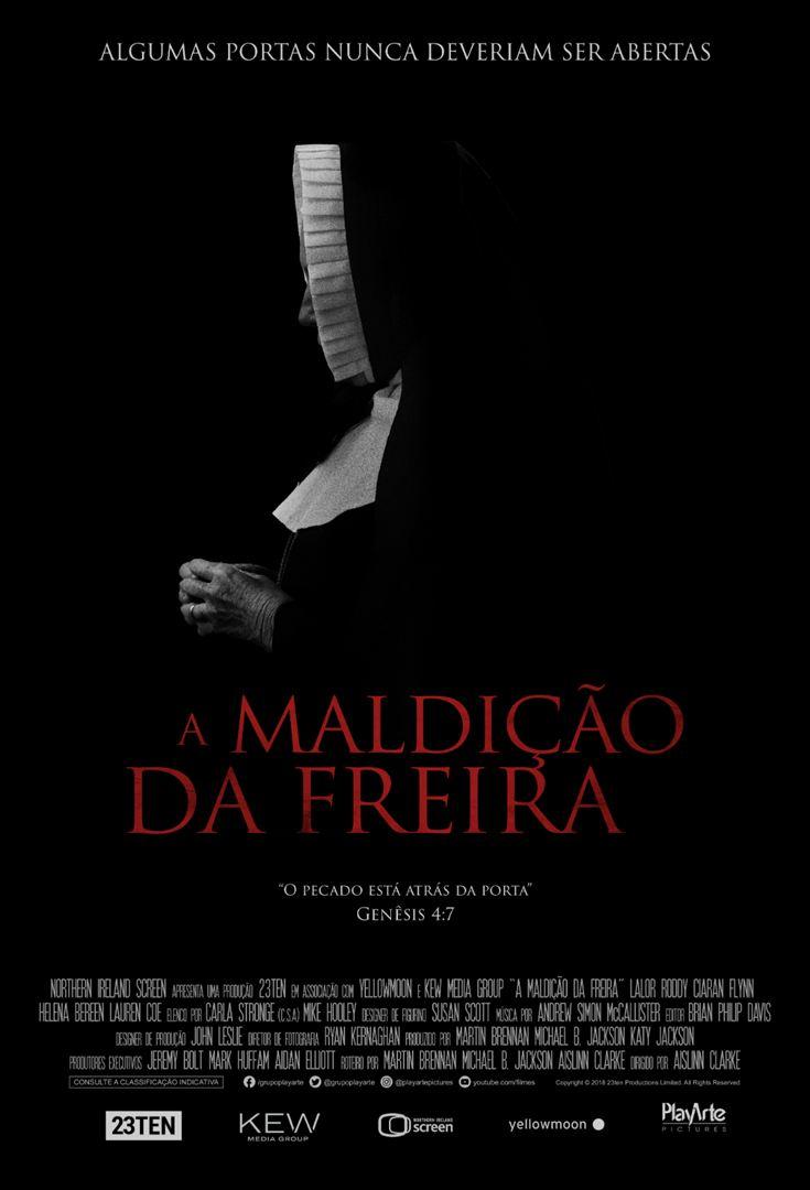 Poster de A Maldição da Freira