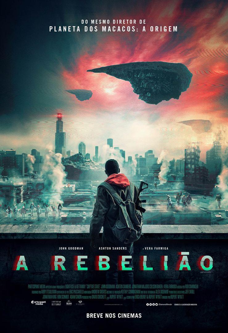 Poster de A Rebelião