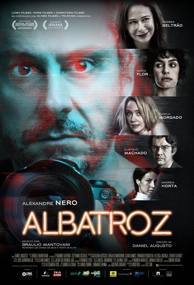 Poster de Albatroz