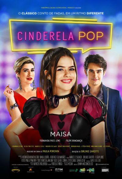 Poster de Cinderela Pop