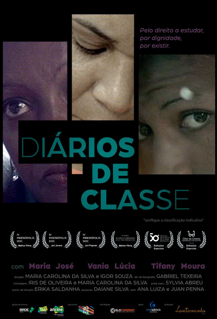 Poster de Diários de Classe