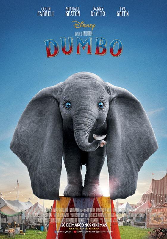 Poster de Dumbo (2019)