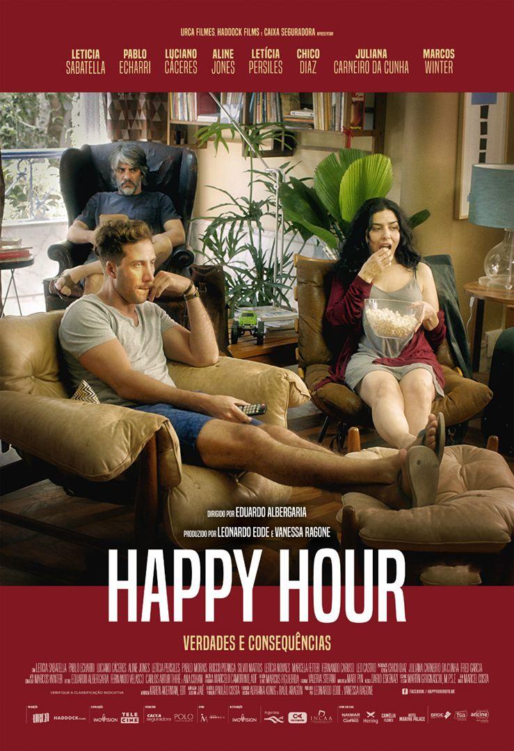 Poster de Happy Hour - Verdades e Consequências