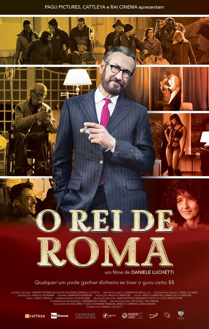Poster de O Rei de Roma