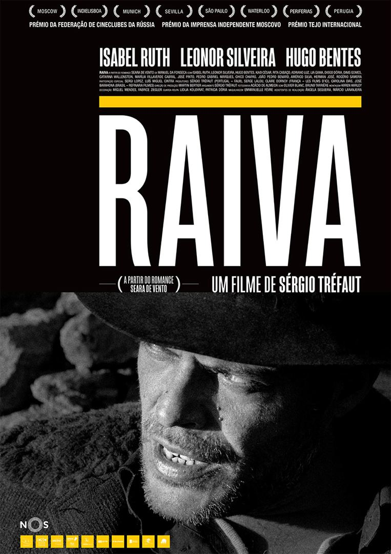 Poster de Raiva