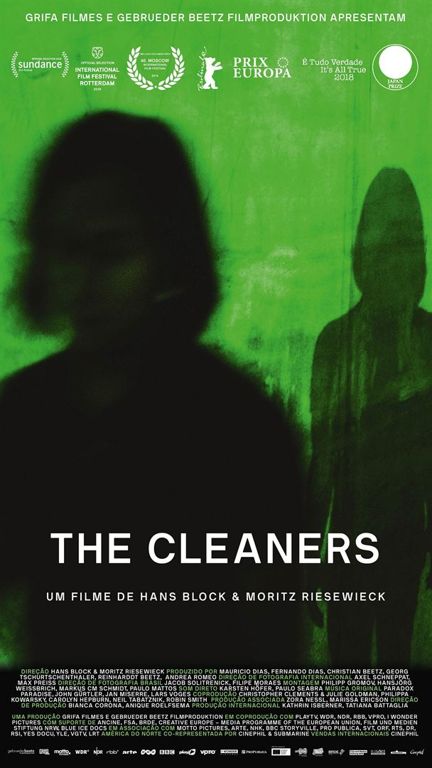 Poster de The Cleaners