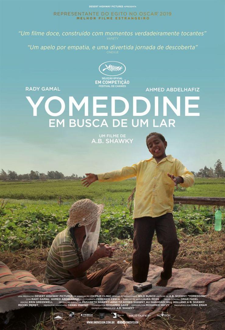 Poster de Yomeddine