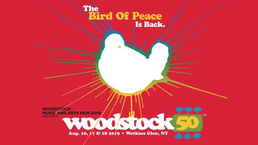 Edição comemorativa do festival Woodstock anuncia line-up completo