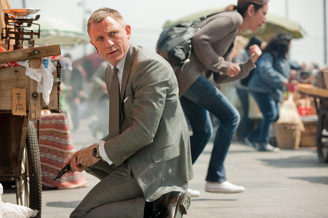 Rami Malek será vilão em novo 007; Daniel Craig viverá agente pela última vez