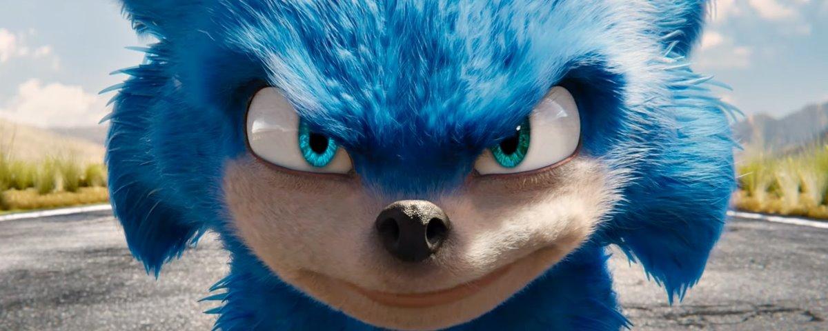 Com Jim Carrey como vilão, Sonic - O Filme ganha primeiro trailer