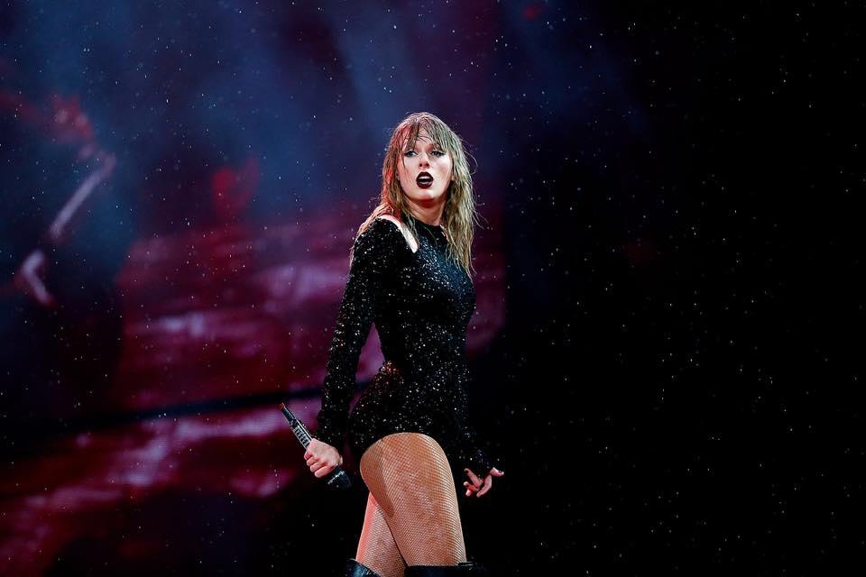 Taylor Swift virá ao Brasil em 2020, afirma jornalista