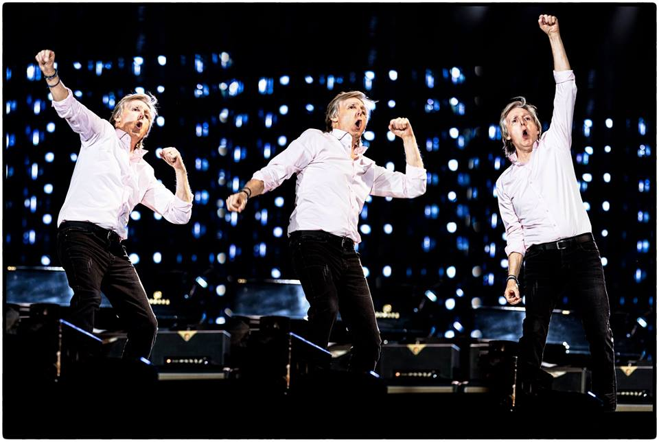 Passagem de Paul McCartney pela América do Sul se torna 2ª turnê mais lucrativa de março