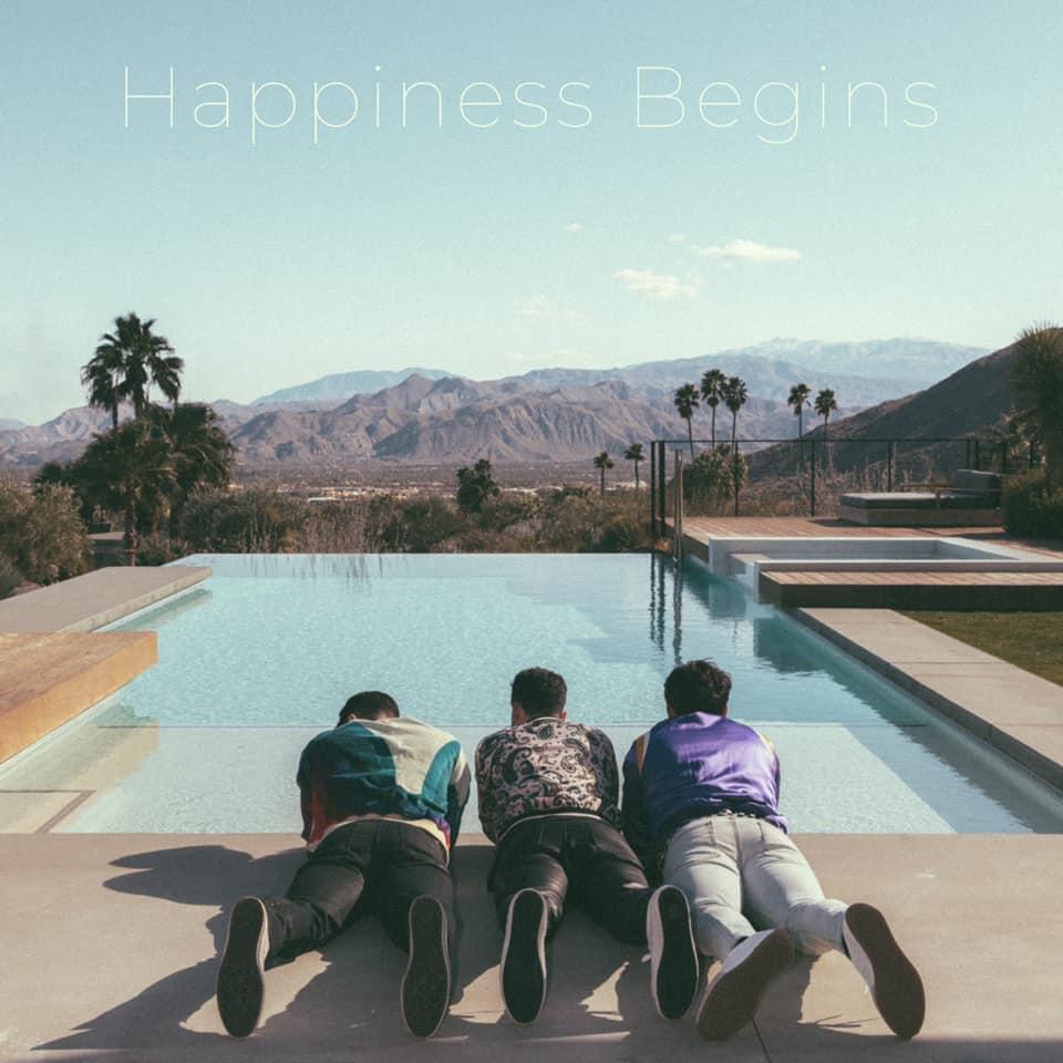 Happiness Begins | Jonas Brothers anunciam primeiro álbum após hiato