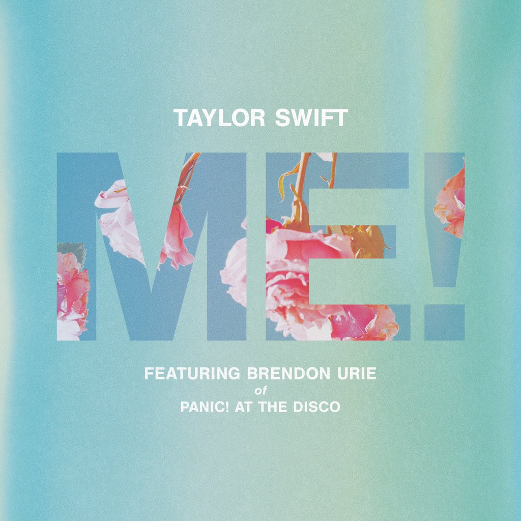 "Taylor Swift lança novo single; ouça ""ME!"", com participação do Panic! At The Disco"
