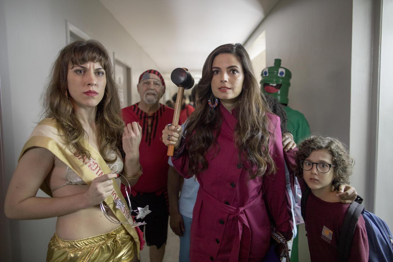 Crítica | Segunda temporada de Samantha!, série brasileira da Netflix