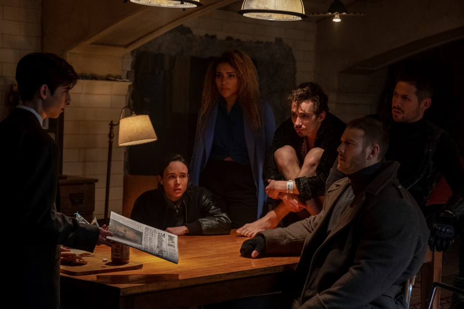 Netflix renova The Umbrella Academy para segunda temporada