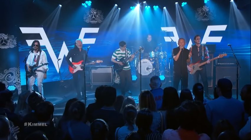 "Weezer e Tears For Fears cantam ""Everybody Wants to Rule the World"" juntos; veja vídeo"