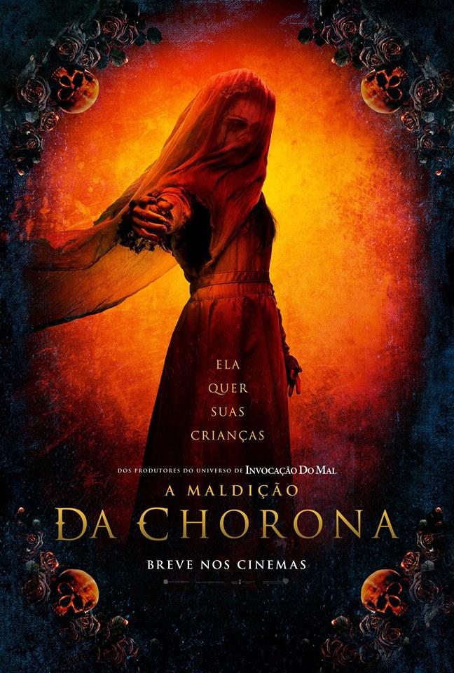 Poster de A Maldição da Chorona