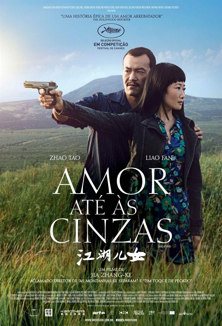 Poster de Amor Até as Cinzas