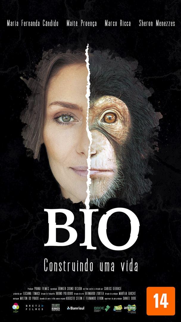 Poster de Bio - Construindo uma Vida