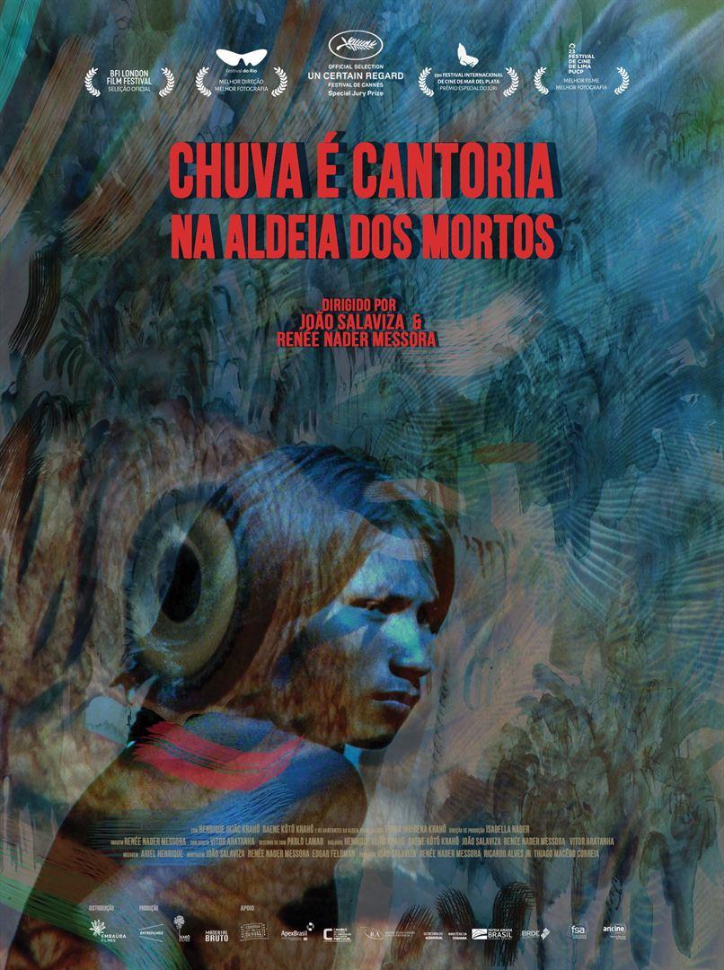 Poster de Chuva e Cantoria na Aldeia dos Mortos