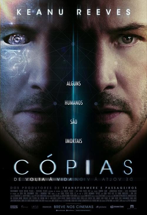Poster de Cópias - De volta a Vida