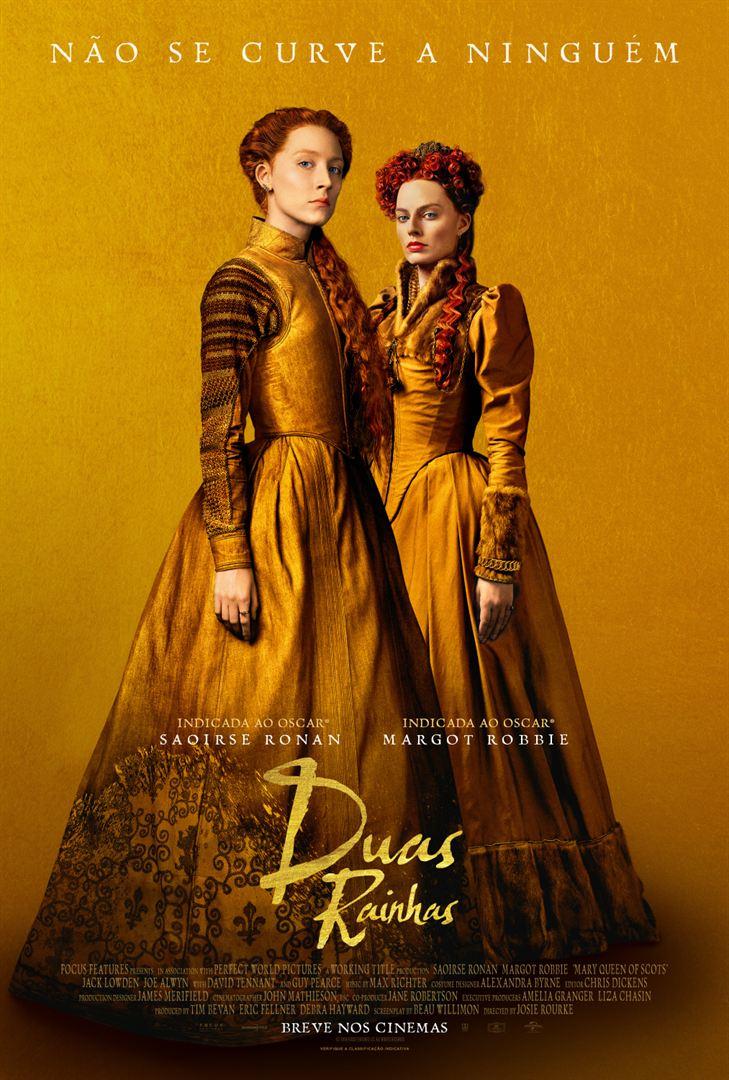 Poster de Duas Rainhas