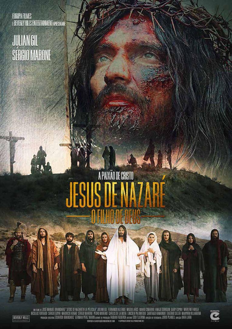 Poster de Jesus de Nazaré - O Filho de Deus