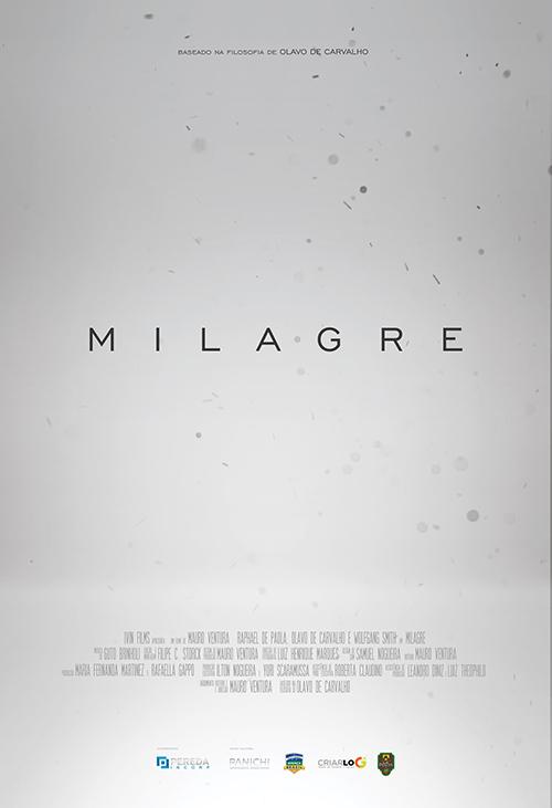 Poster de Milagre