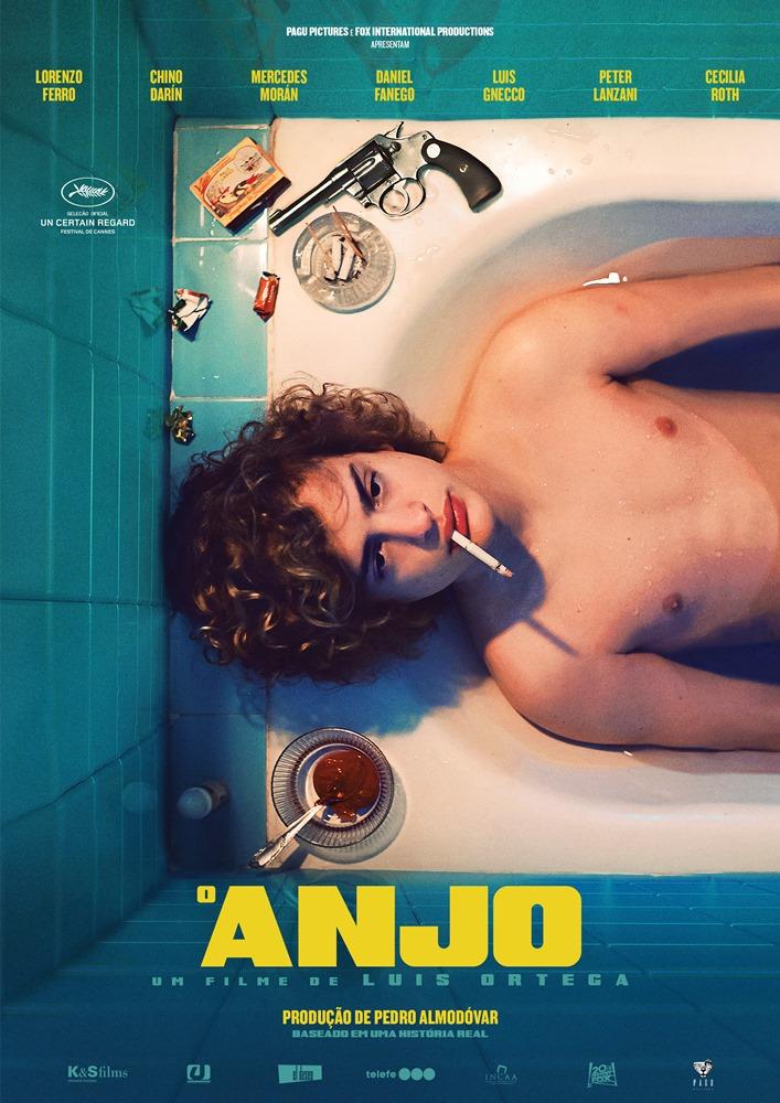 Poster de O Anjo