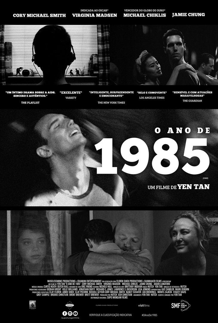 Poster de O Ano de 1985