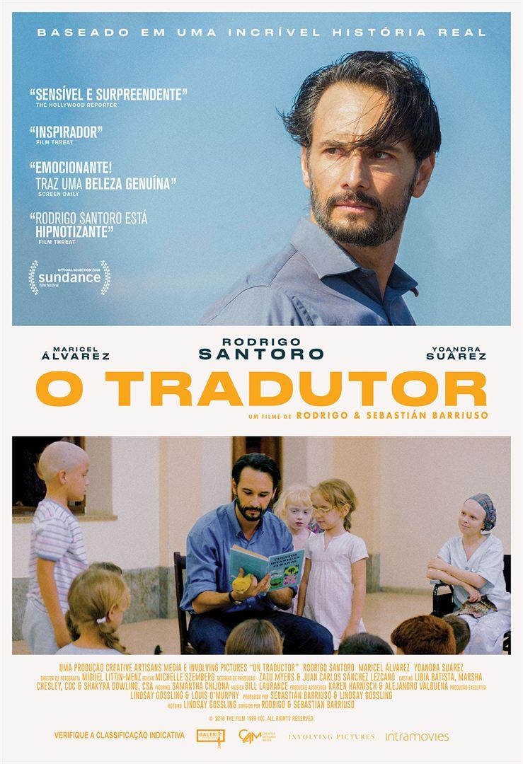 Poster de O Tradutor