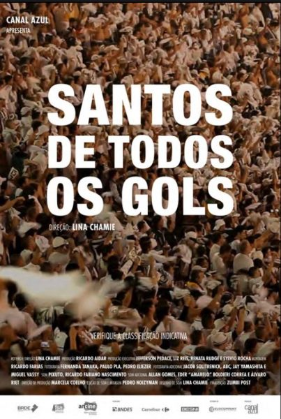 Poster de Santos de Todos os Gols