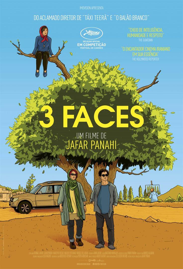 Poster de Três Faces