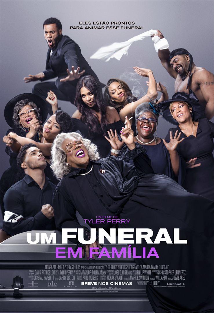 Poster de Um Funeral em Família