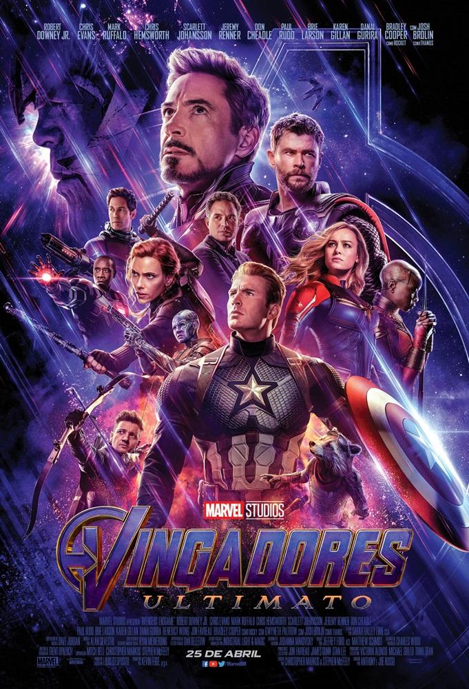 Poster de Vingadores - Ultimato
