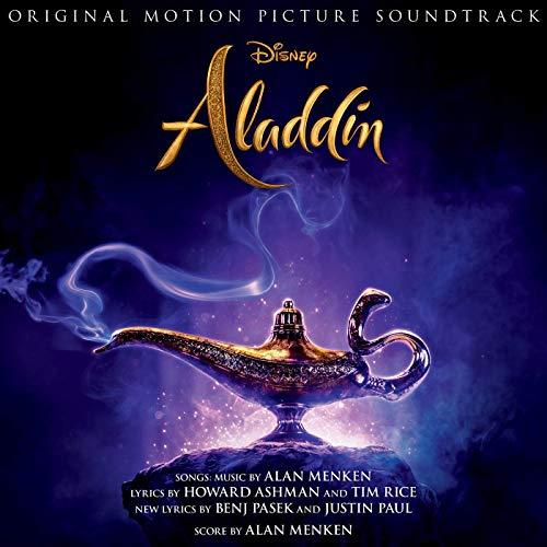 Ouça a trilha sonora de Aladdin (em português e em inglês)
