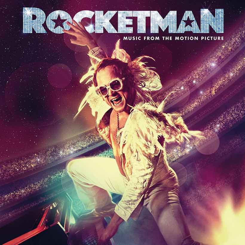 """Ouça a trilha sonora de """"Rocketman"""", cinebiografia sobre Elton John"""